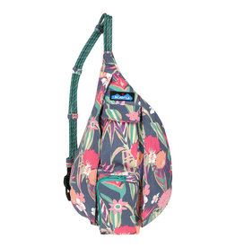 Kavu Mini Rope Bag - Indigo Paradise