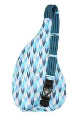 Kavu Rope Bag - Blue Palette