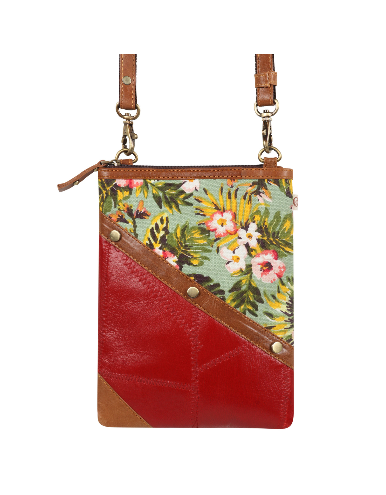 Vann & Co S2V-415 RFID Small Brisk Crossbody Bag