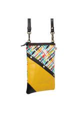 Vann & Co S2V-516 RFID Small Brisk Crossbody Bag