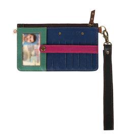 Vann & Co S2V-303 RFID Credit Card Wallet Wristlet