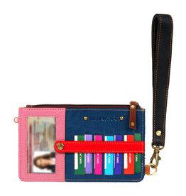 Vann & Co S2V-701 RFID Credit Card Wallet Wristlet