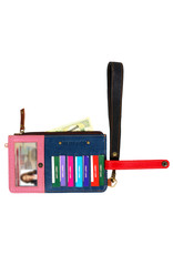 Vann & Co S2V-701 RFID Credit Card Wallet Wristlet