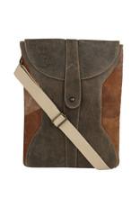 Vann & Co VB1123-P29 RFID Messenger Shoulder Bag