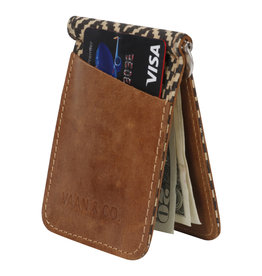 Vann & Co VG1025-P27 RFID Money Clip
