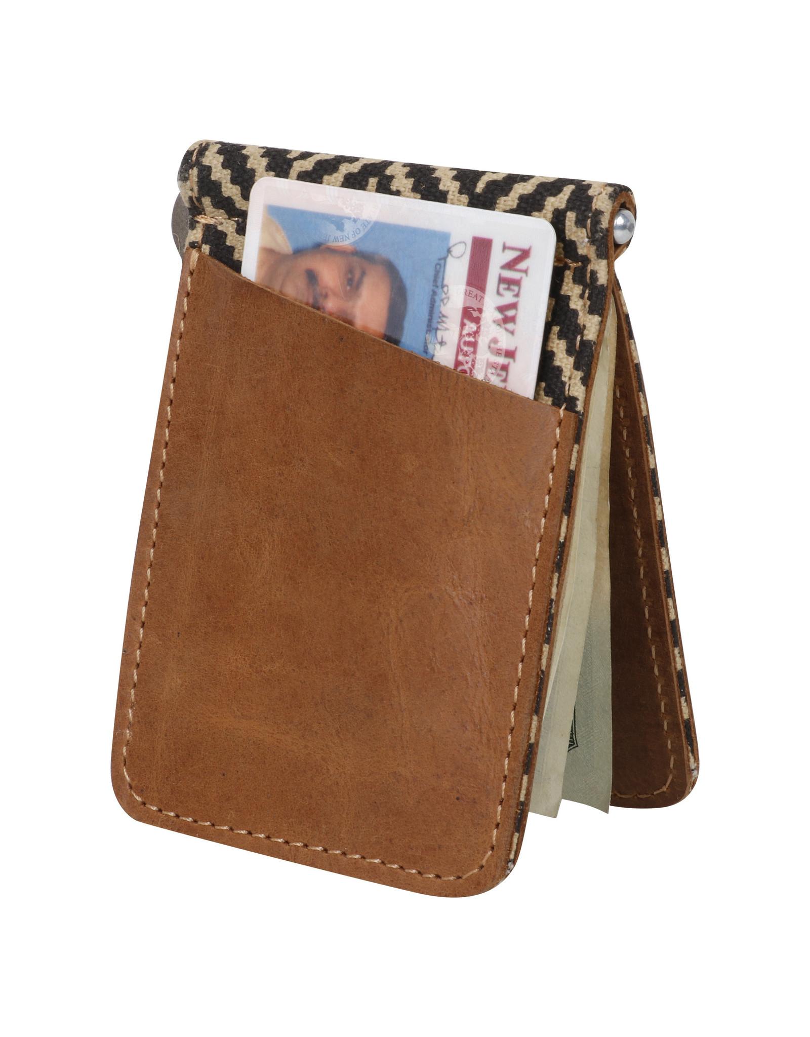 Vann & Co VG1025-P27 RFID Money Clip