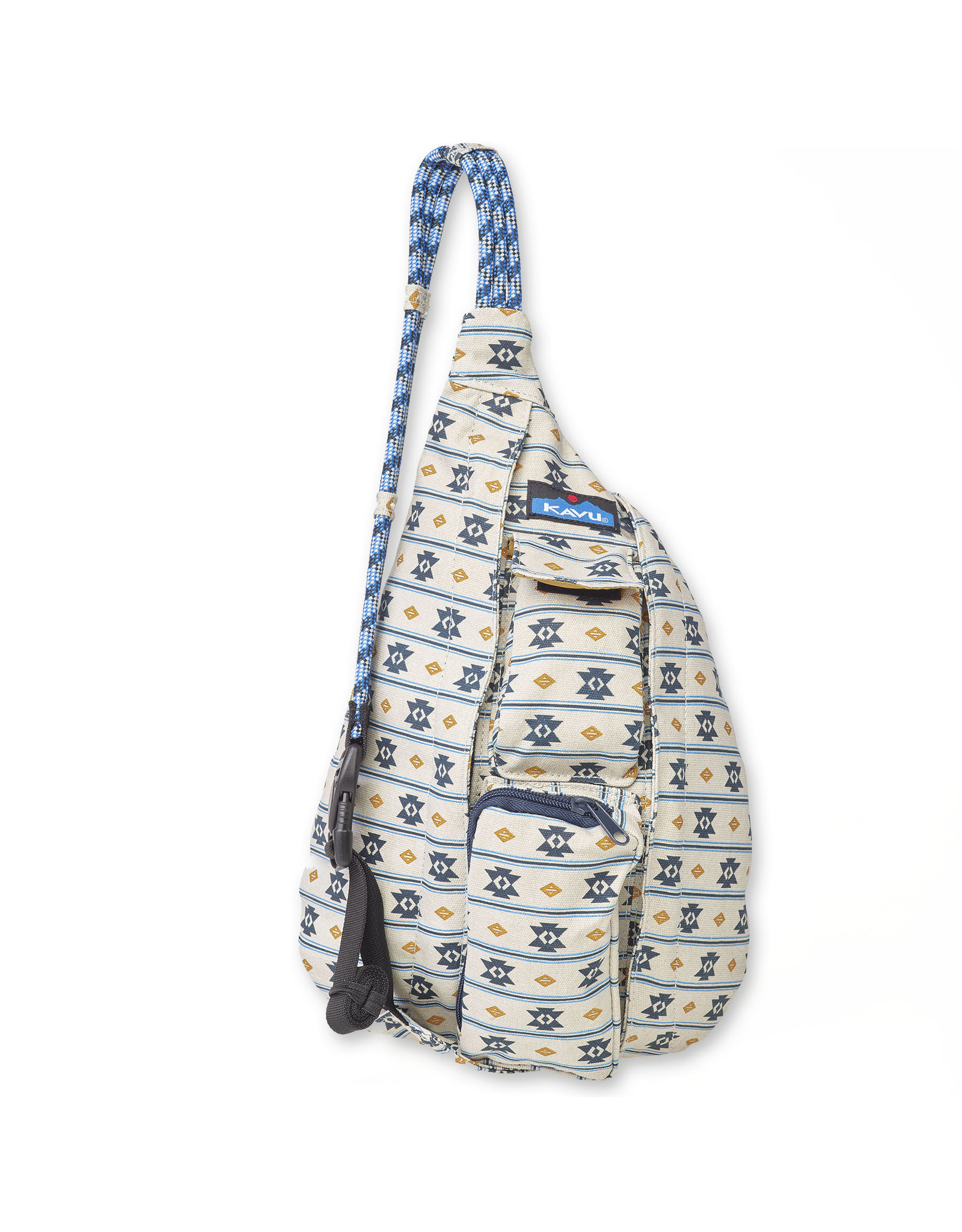 Kavu Mini Rope Bag - Tranquil Motif