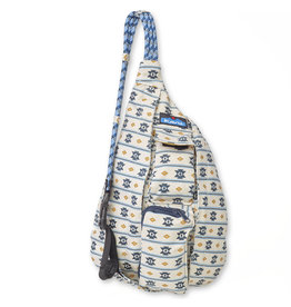 Kavu Mini Rope Bag - Tranquil Motif