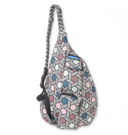 Kavu Mini Rope Bag - Jewel Pop