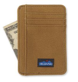 Kavu Fairbanks Wallet - Tobacco