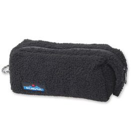 Kavu Fleece Pixie Pouch - Black