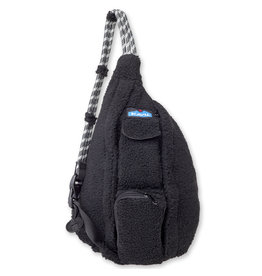 Kavu Mini Rope Fleece - Black