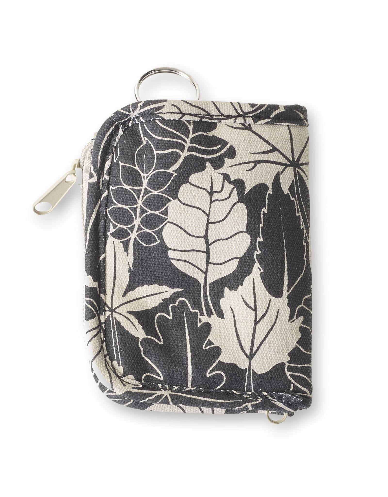 Kavu Zippy Wallet - BW Leaf