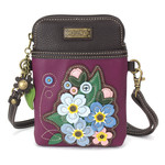 Chala Cell Phone Crossbody Forget Me Not