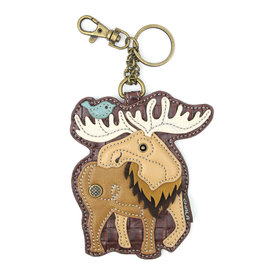 Chala Key Fob Moose