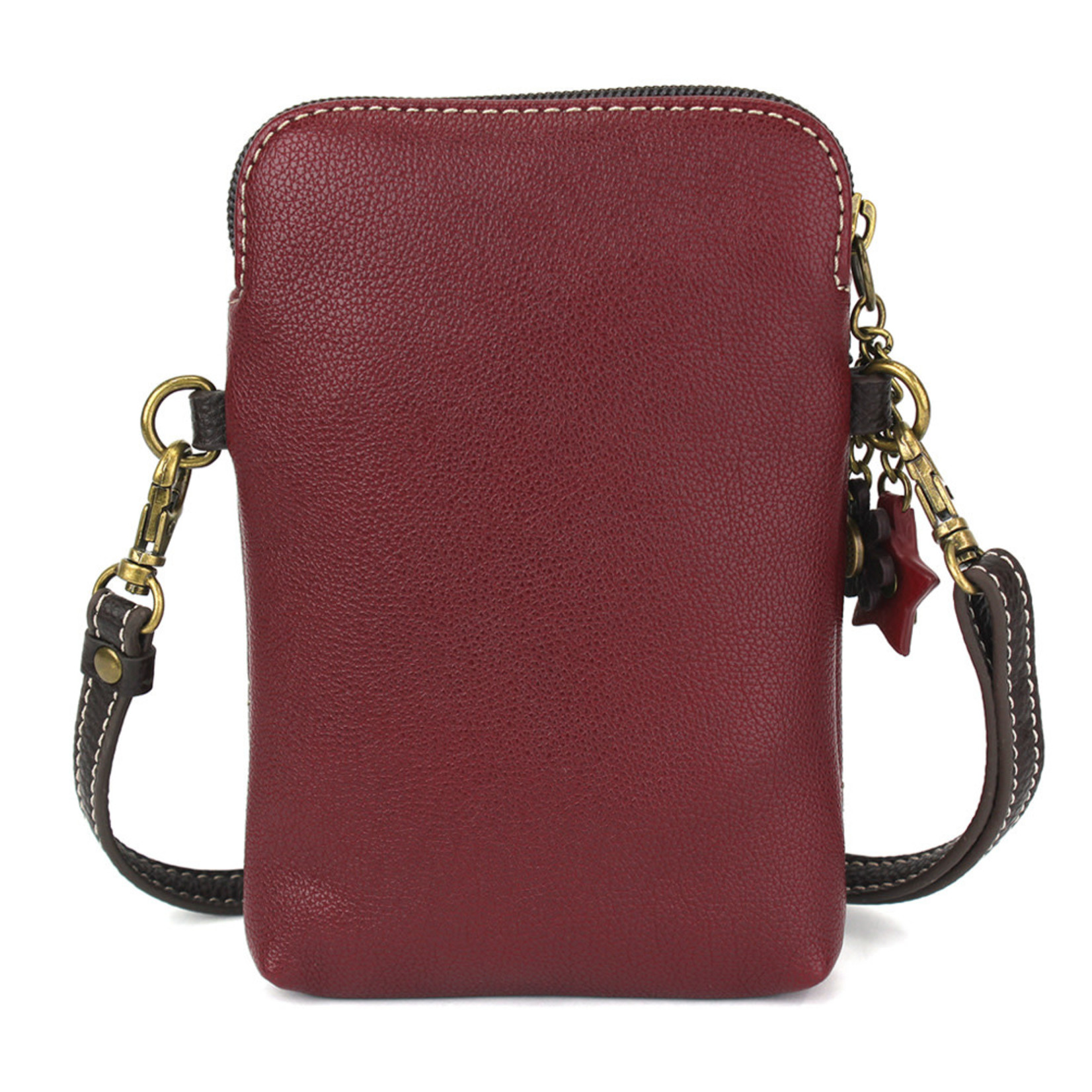 Chala Cell Phone Crossbody - Triceratops