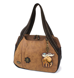 Chala Bowling Bag - Moose - Brown