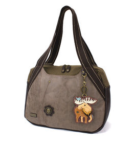 Chala Bowling Bag - Moose - Stone Gray