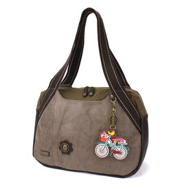 Chala Bowling Bag - Bicycle - Stone Gray