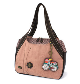 Chala Bowling Bag - Bicycle - Dusty Rose