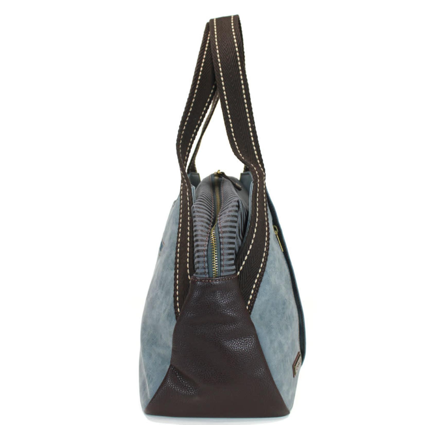 Chala Bowling Bag - Moose - Indigo