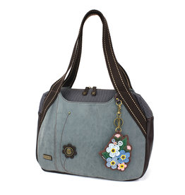 Chala Bowling Bag - Forget Me Not - Indigo