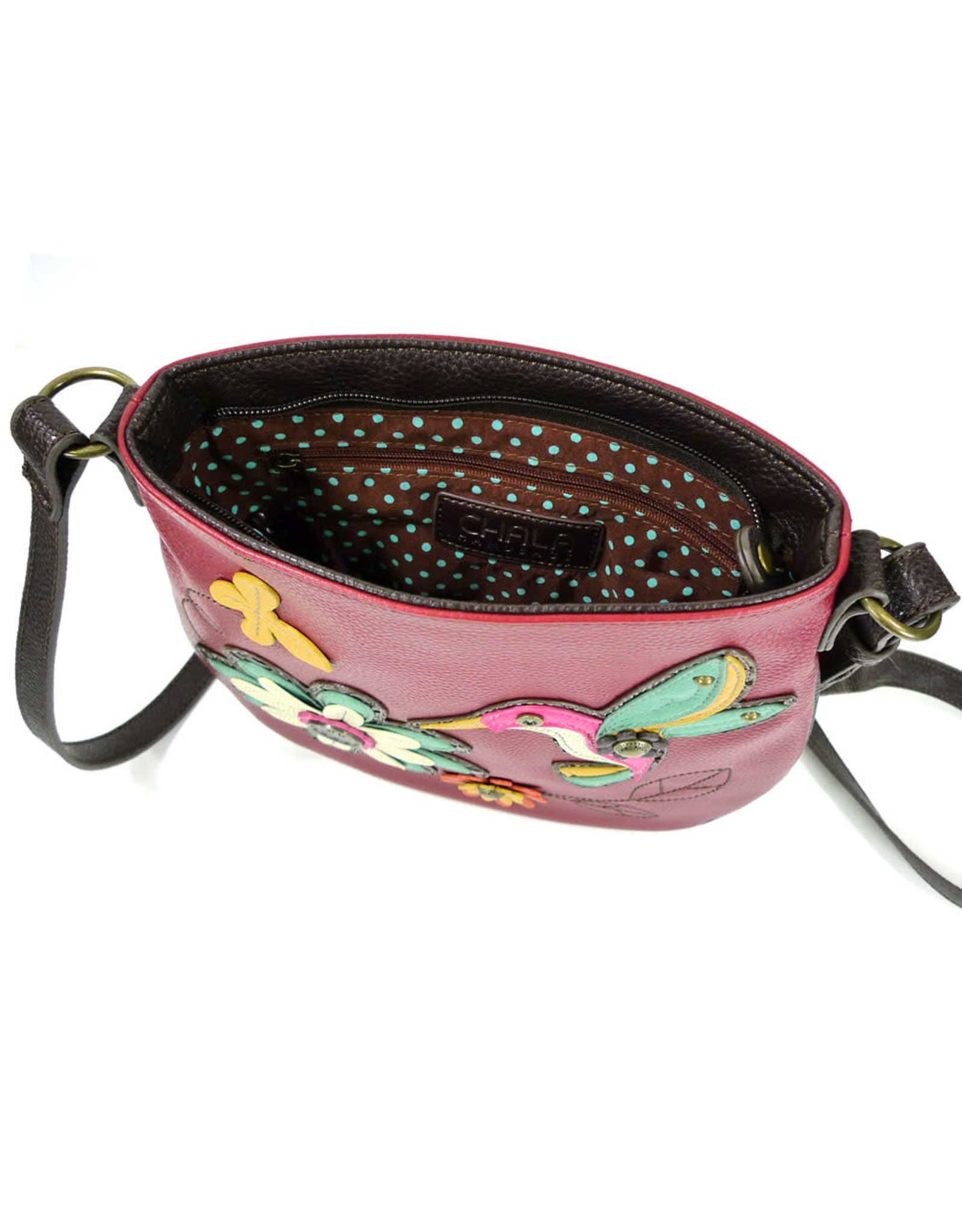 Chala Deluxe Crossbody - Buffalo