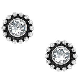 Brighton J20492 Silver Twinkle Mini Post Earrings