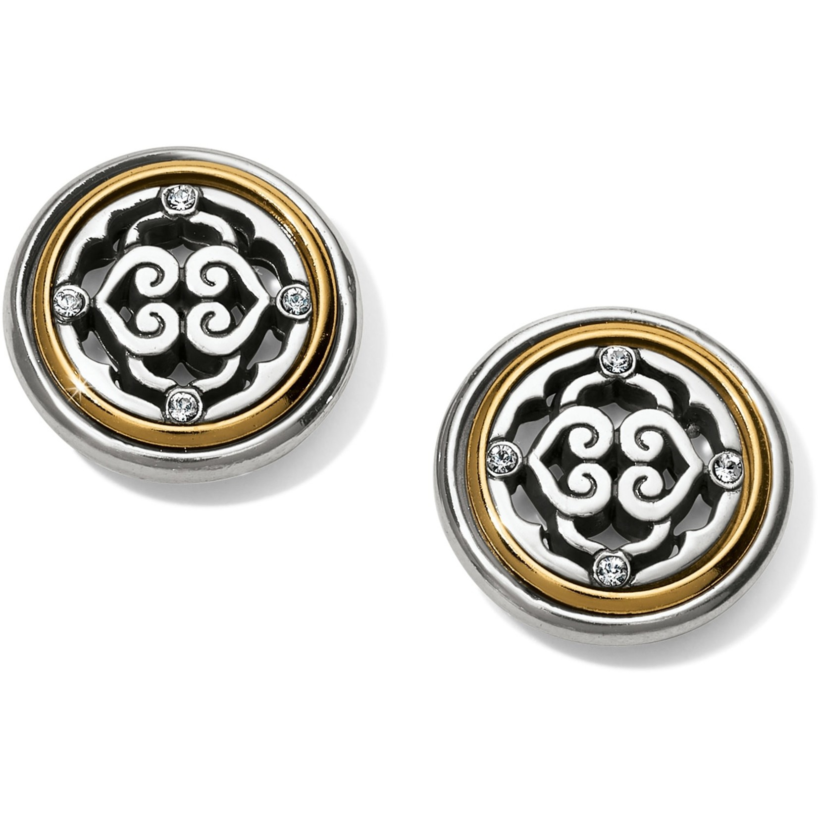 Brighton JA4652 Intrigue Post Earrings