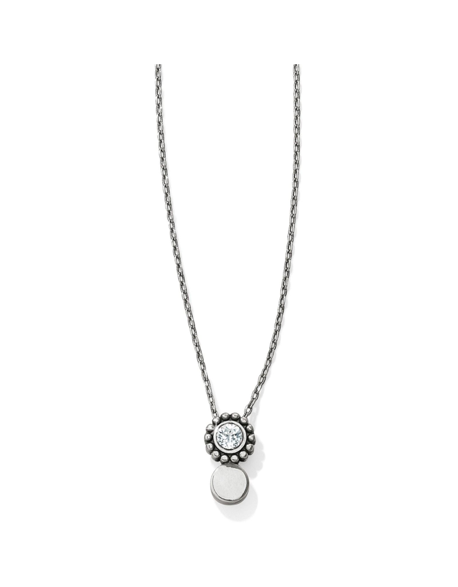 Brighton JL8571 Twinkle Double Drop Necklace