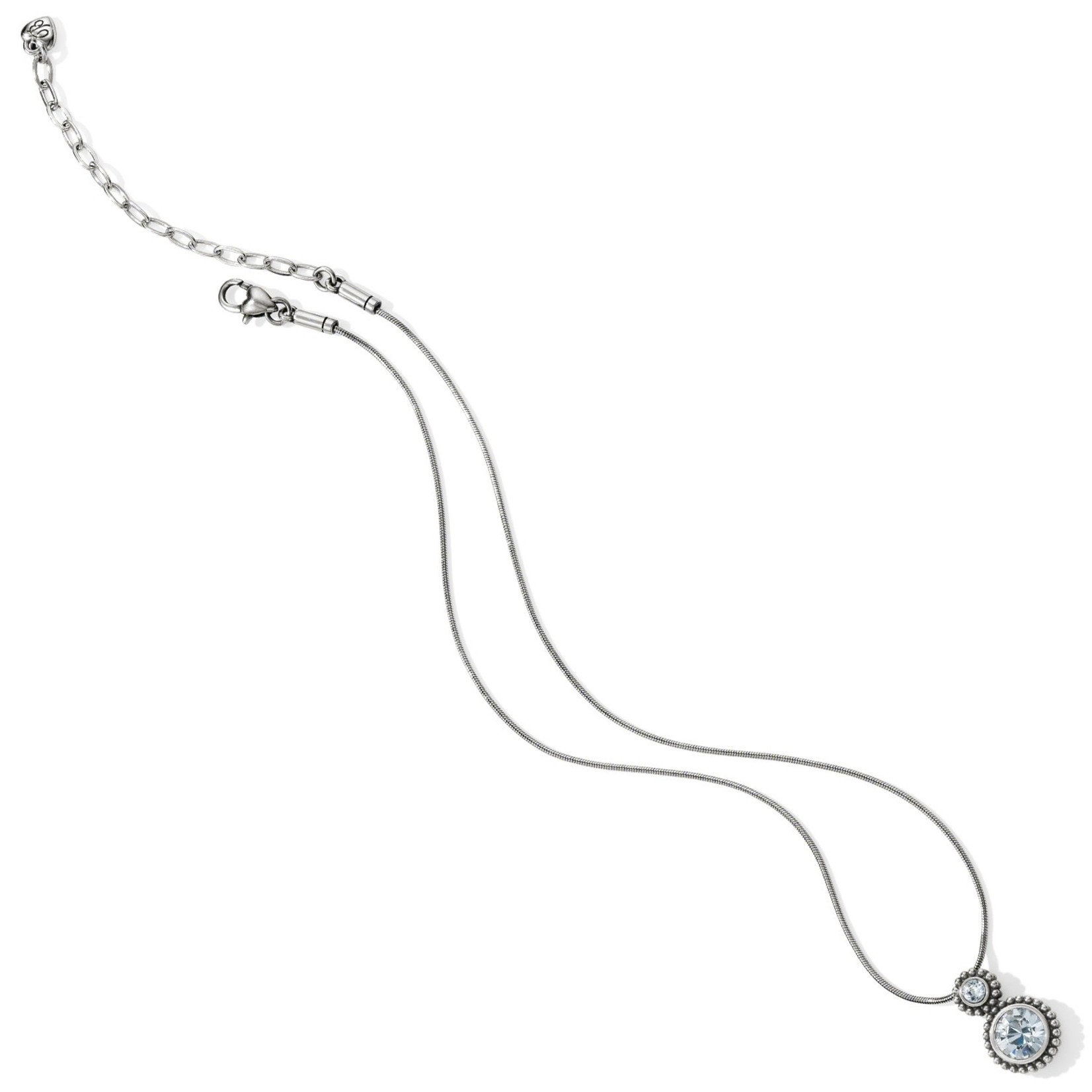 Brighton JL8931 Twinkle Duo Necklace