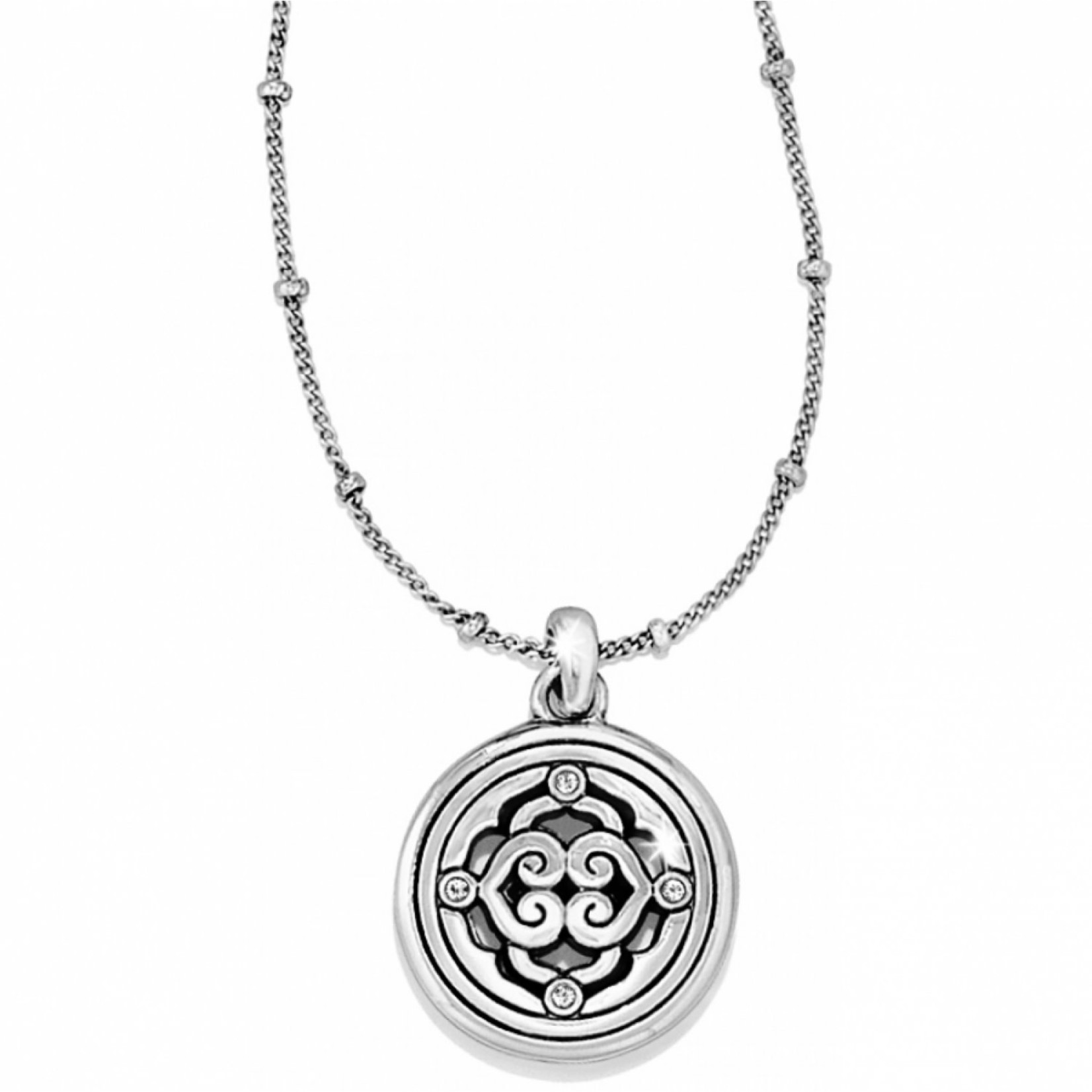 Brighton JL0472 Intrigue Small Necklace