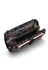 SakRoots Large Smartphone Crossbody - Neon One World