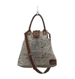 Myra Bags S-0765 Gerster Shoulder Bag