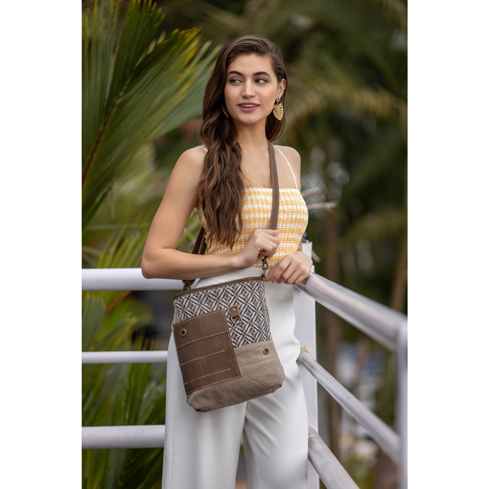 Myra Bags S-2145 Class Apart Shoulder Bag