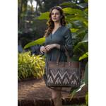 Myra Bags S-2154 Hot Brownie Weekender Bag