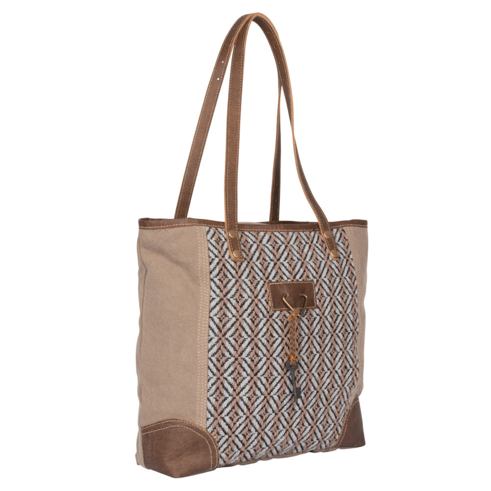 Myra Bags S-2188 Hot Chocolate Tote Bag