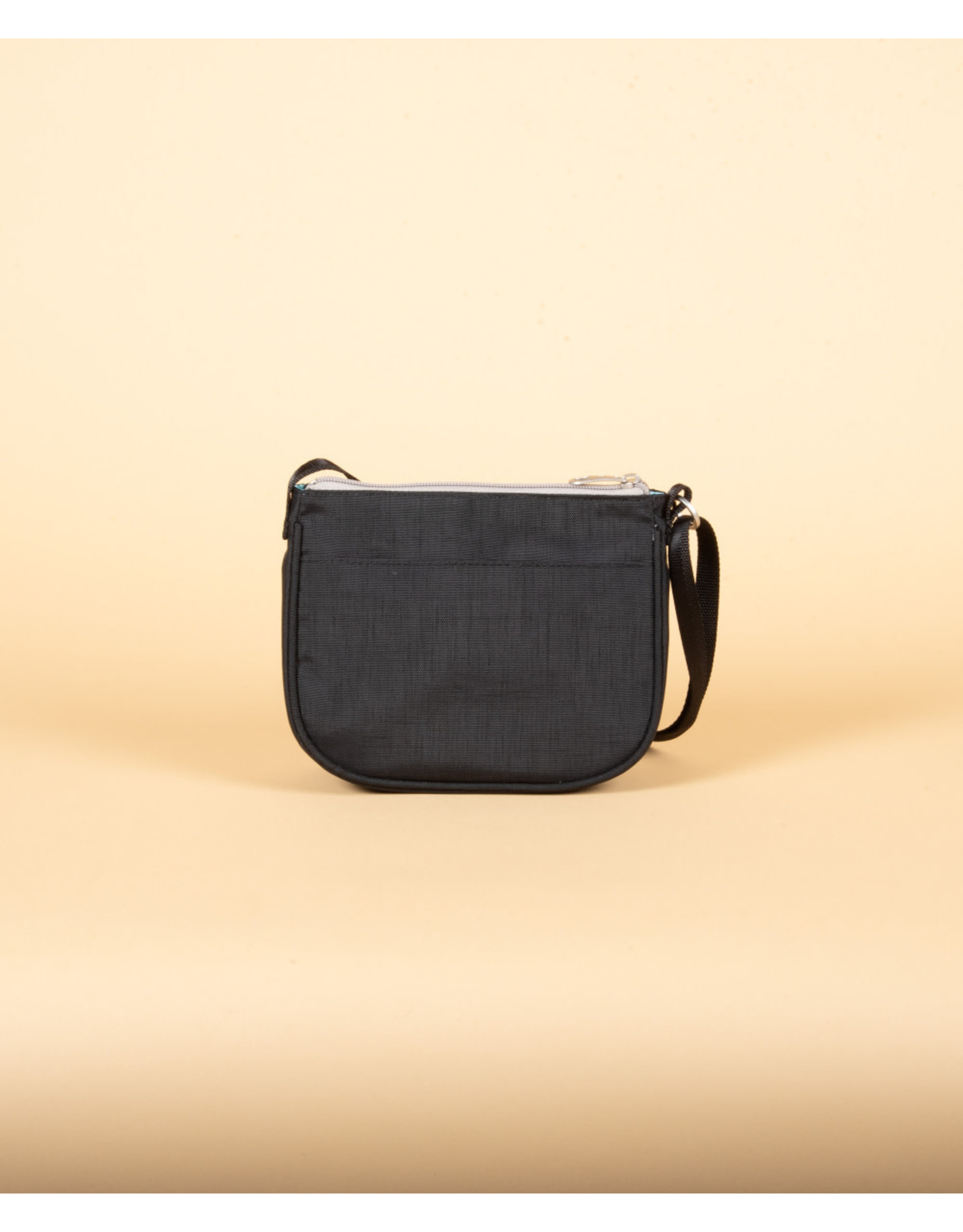 Haiku Lark Crossbody - Black Morel