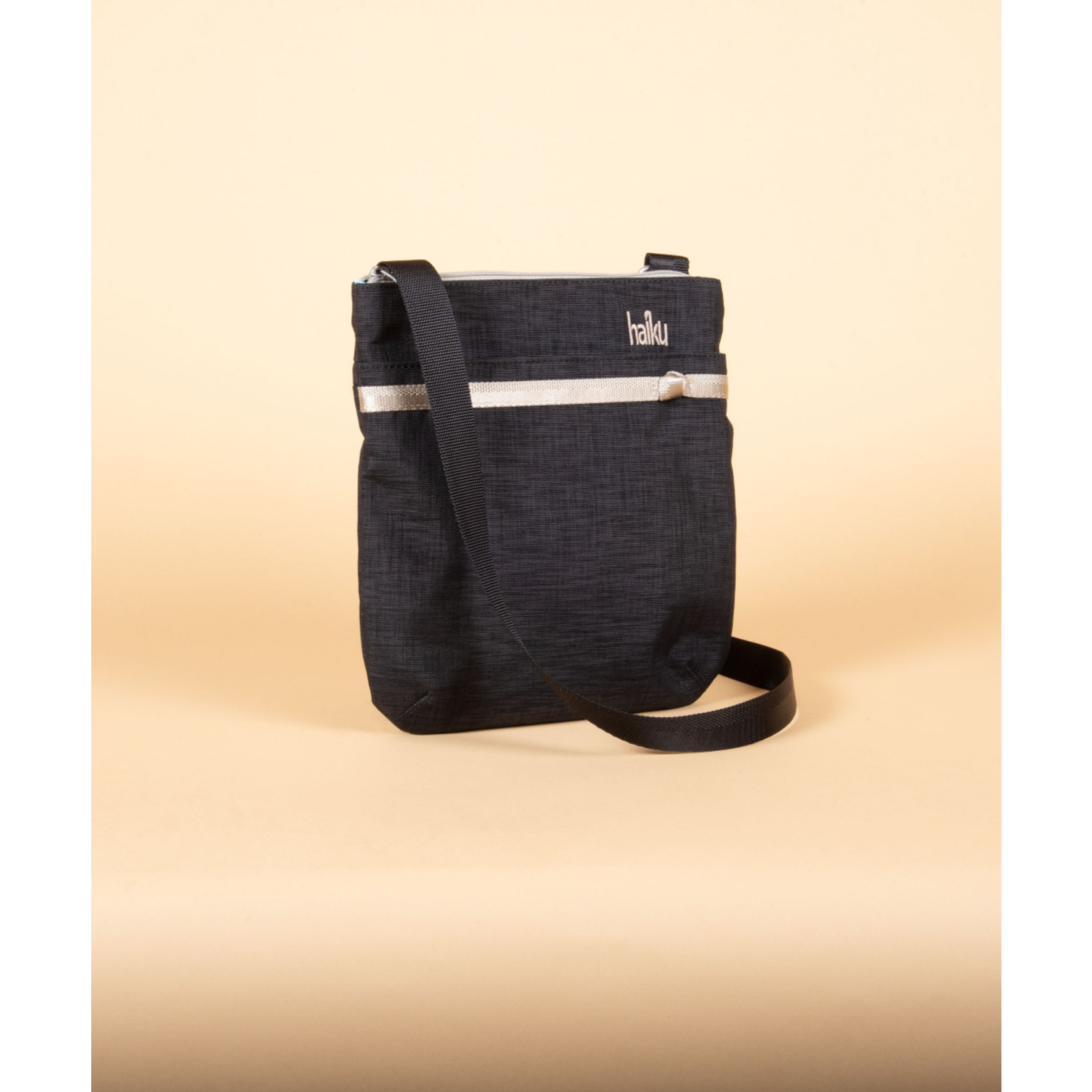 Haiku Revel Crossbody - Black Morel