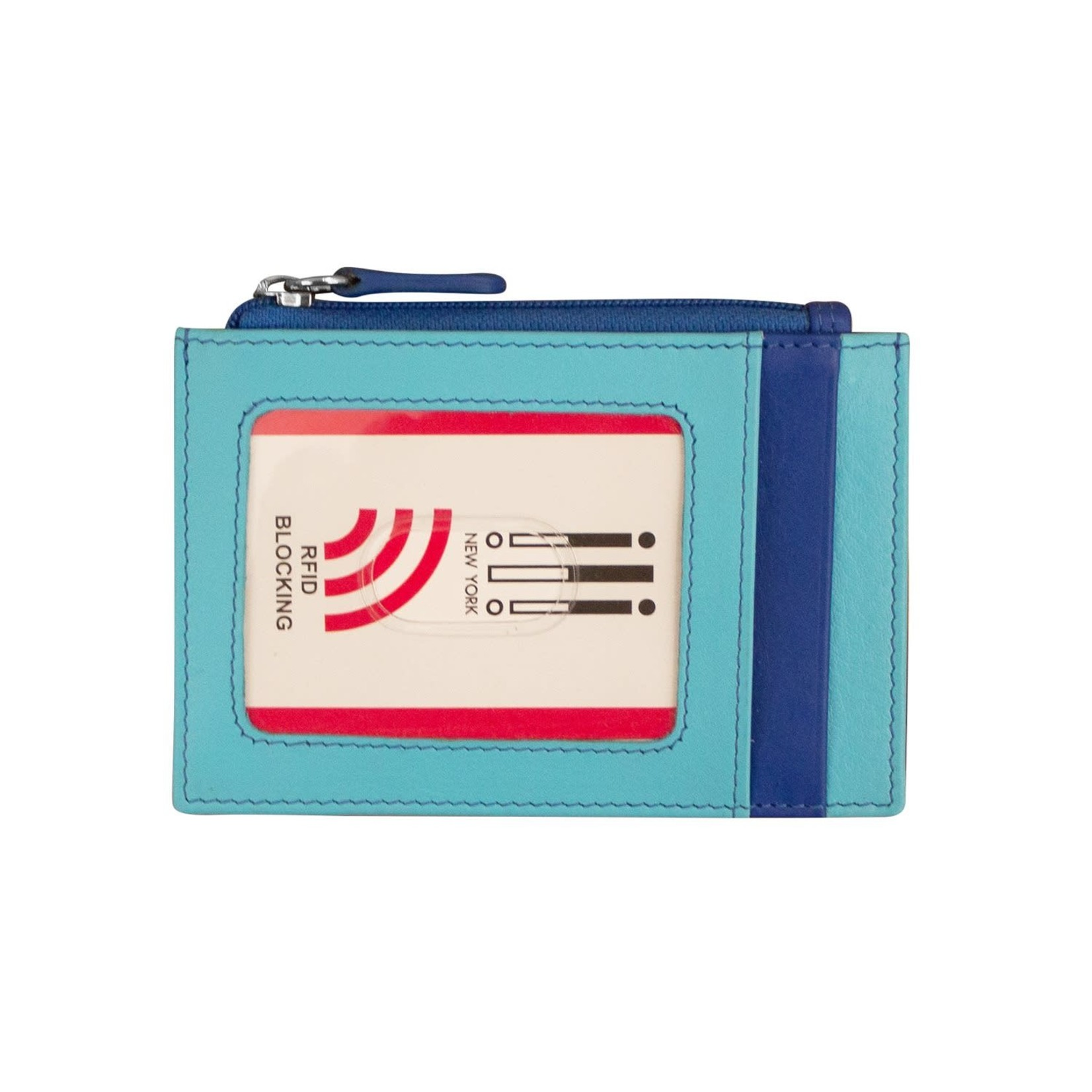 Leather Handbags and Accessories 7416 Mykonos - RFID Card Holder