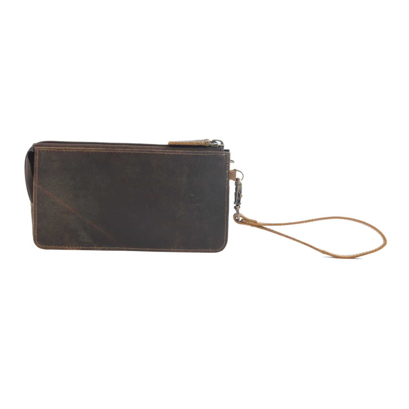 Myra Bags S-2731 Perfect Tan Leather Wallet