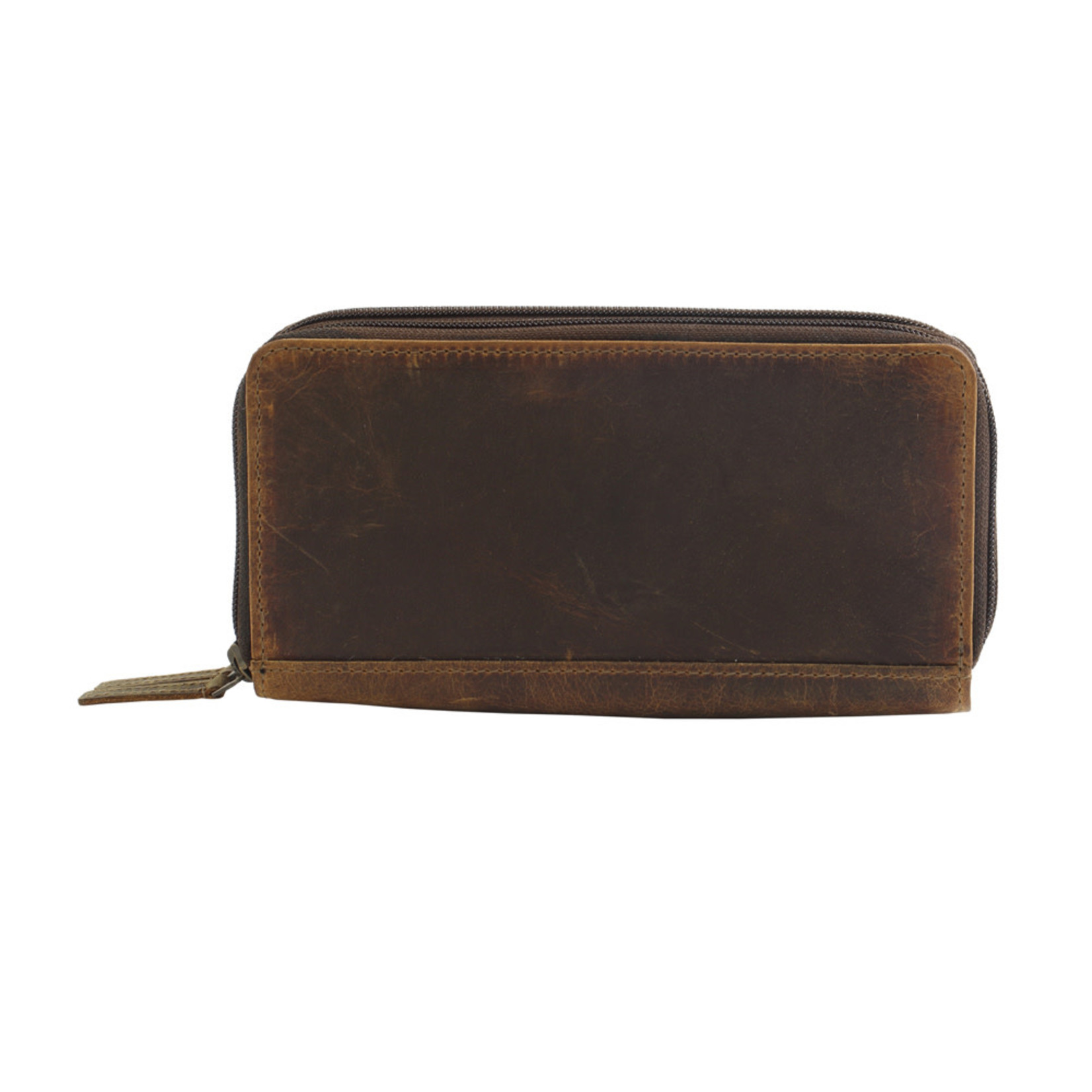 Myra Bags S-2721 Timber Time Leather Wallet