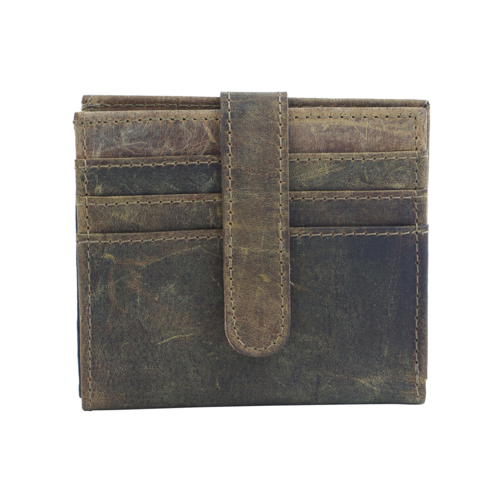 Myra Bags S-2691 Wild Woods Leather Wallet