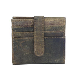 Myra Bags S-2691 Wild Woods Leather Wallet