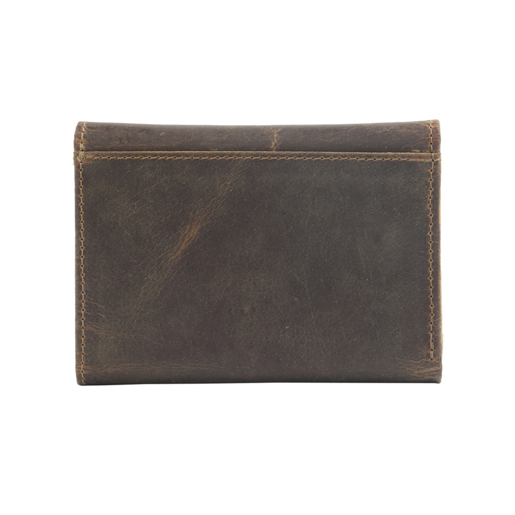 Myra Bags S-2676 Out of the Woods Leather Wallet