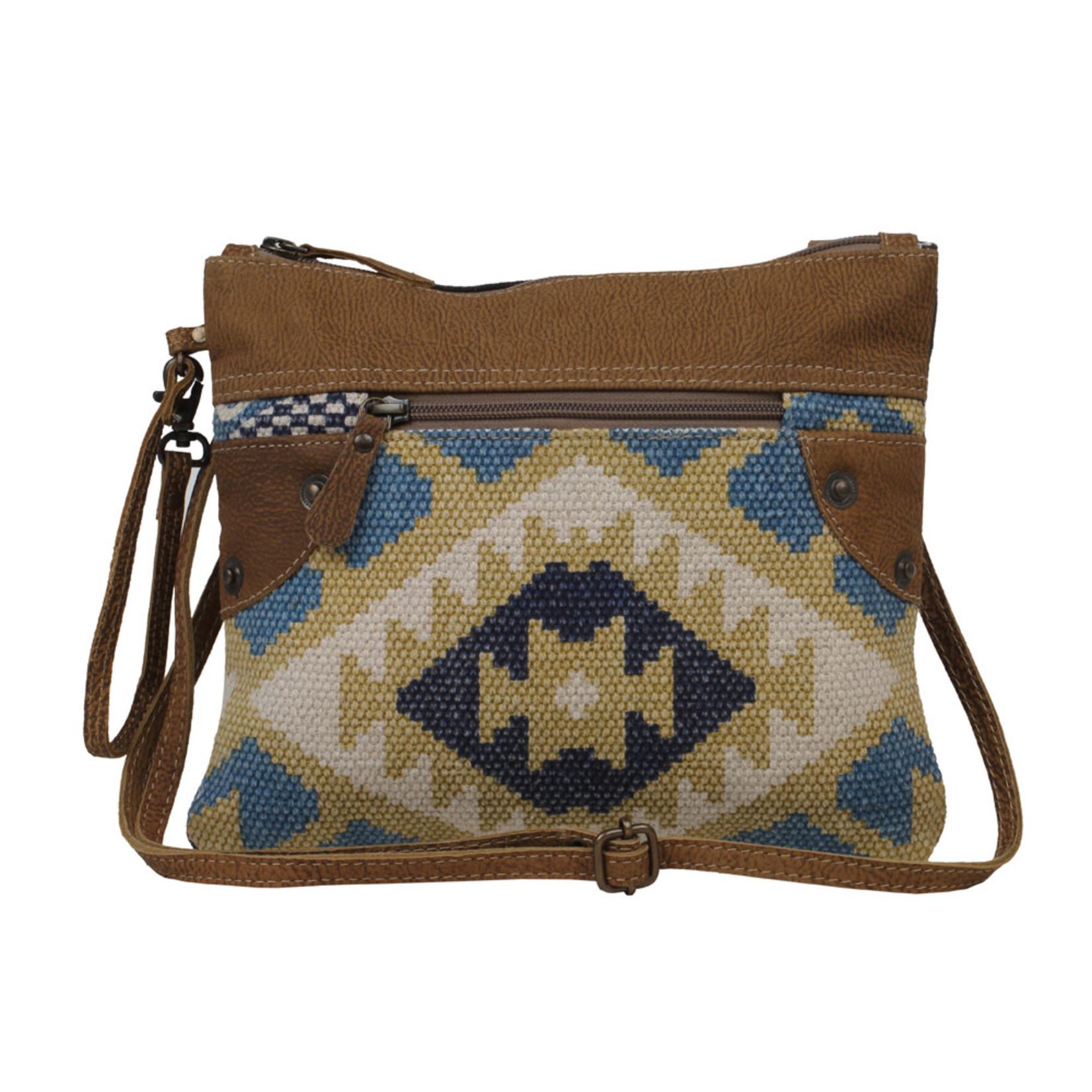 Myra Bags S-2636 Tough Small Crossbody Bag