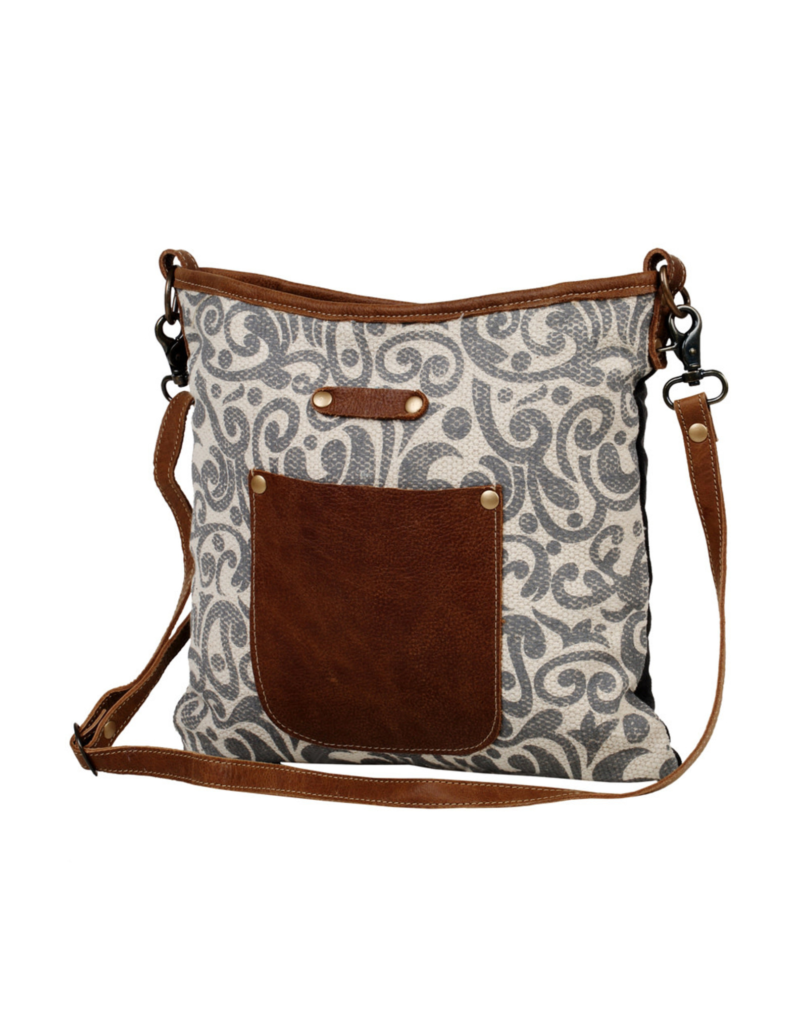 Myra Bags S-2623 Bloomy Shoulder Bag