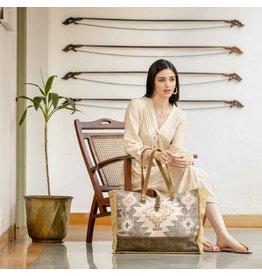 Myra Bags S-2554 Jhalla Jhola Weekender Bag