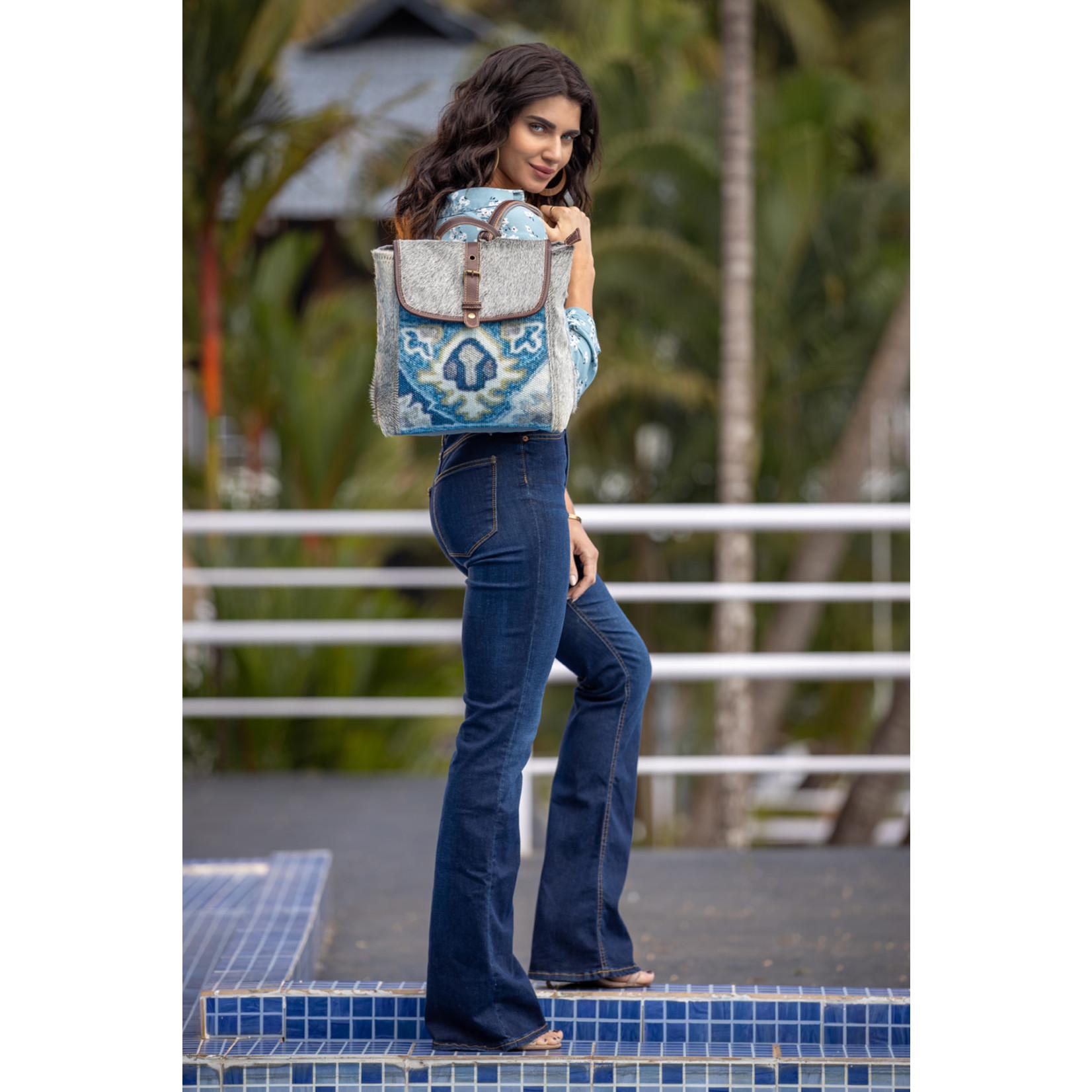 Myra Bags S-2220 Simple Backpack