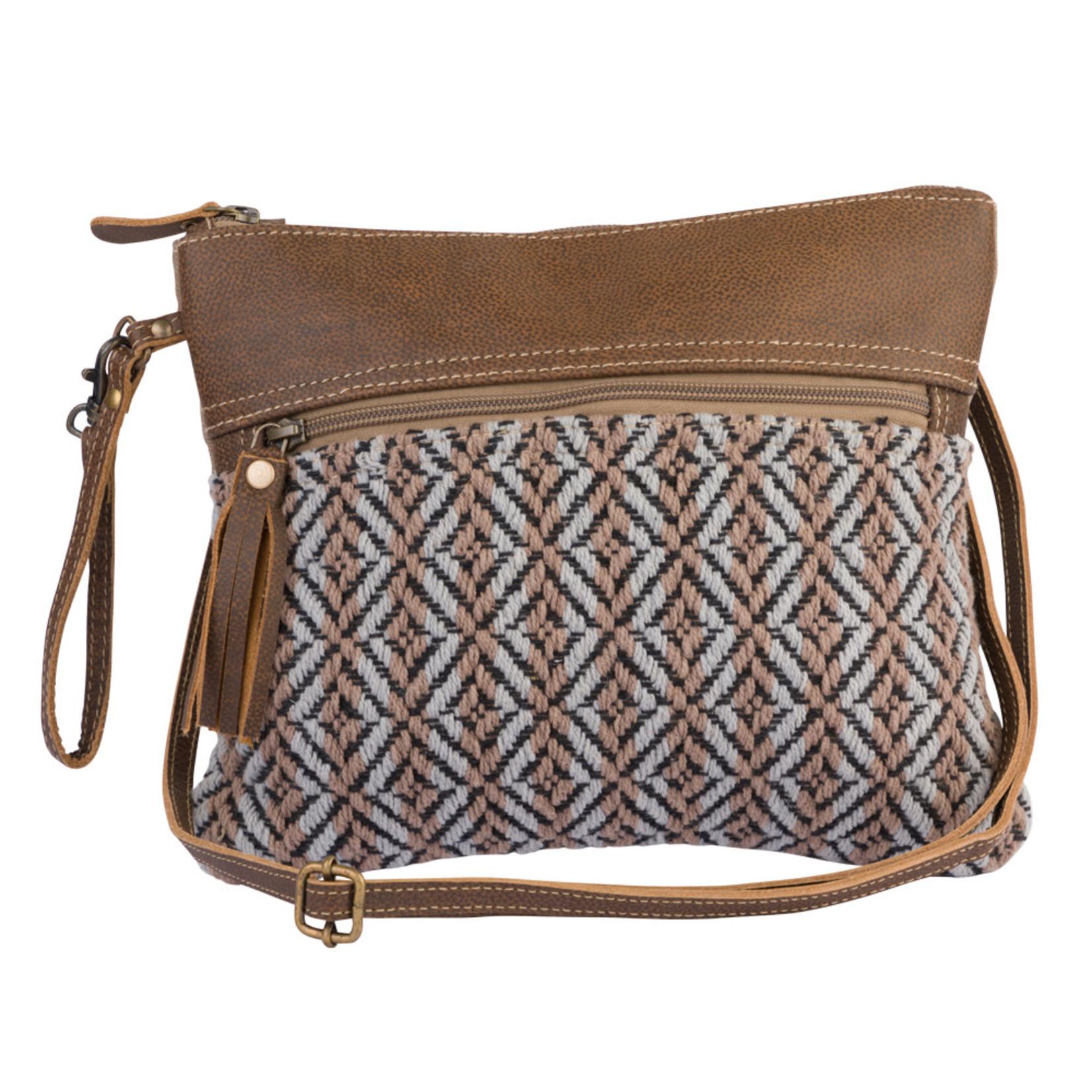 Myra Bags S-2212 Dark Ebullience Crossbody Bag
